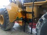 Machine neuve de construction de chat du chargeur 966h de roue de tracteur à chenilles de 99%