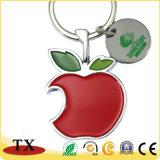 아름답고 귀여운 Apple 모양 병따개 Keychain