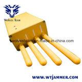 Hand3watts Ausgangsleistungs- und vier Antennen-Mobiltelefon GPS-Hemmer