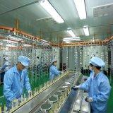 Plastik zerteilt Spritzlackierverfahren-Maschine