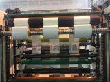 2018 Rollos de papel de alta velocidad de la máquina de corte longitudinal con alta calidad