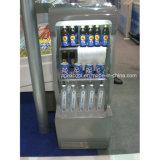 Refrigerador do ar aberto do supermercado