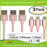 De snelle Kabel van Mfi van de Last voor iPhone 6 Kabel USB