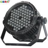 Gbr-Tl7231 72X3w 3in1 LED NENNWERT kann RGB-Stadiums-Licht