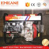 공장 가격을%s 가진 6kVA 작은 열려있는 유형 디젤 엔진 발전기