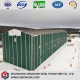 Китайский горячие дешевые Сборные стальные конструкции оцинкованный склад