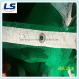 Зеленый цвет Anti-Falling строительство сети безопасности