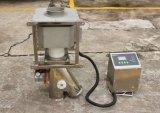 Boa sensibilidade para detecção de metal em pó