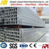 Tubo d'acciaio di vendita della costruzione del metallo del quadrato d'acciaio caldo di profilo