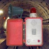 Téléphone antique résistant du téléphone Knsp-15 de temps imperméable à l'eau