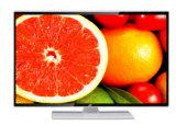 Un prix usine d'écran de pente du volume 24 affichages à cristaux liquides DEL TV de pouce
