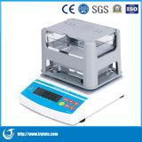 Digital Eletrônica de borracha e plástico Densímetro/Densitômetro sólido