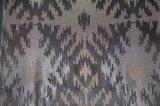 Tela de lujo geométrica amarillenta de Jacqurd para la silla (fth31960)