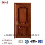 Projetos de madeira da porta do quarto direto da fábrica