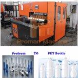Halbautomatische Flaschen-durchbrennenmaschine 4 Kammer-2018 vom Hersteller