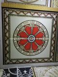 Azulejos negros de la alfombra con ventas calientes de oro en la India