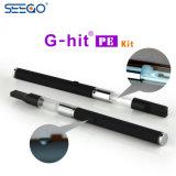 혁신 Vape 방법 Seego는 점화기를 가진 PE 장비 담배 Vape 펜을 G 명중했다