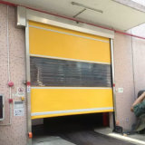 De automatische Zelf het Herstellen Deuren van pvc van de Hoge snelheid voor Industriële Pakhuizen