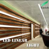 중단된 거치된 LED 선형 가벼운 천장에 의하여 내재되어 있는 선형 빛