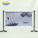 De uitstekende kwaliteit adverteert de Stangen van de Barrière en van de Barrière van de Banner