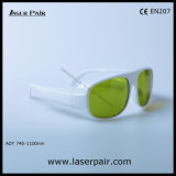 808nm y 980nm y 1064nm gafas de protección ocular con láser y las gafas de seguridad de Laserpair