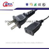 Cable eléctrico estándar del IEC C19 NEMA6-20p de la UL