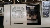 Máquina do torno do CNC da elevada precisão Ck6136