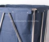 サービスカート(SITTY 90.3202H)をきれいにする専門のステンレス鋼の洗濯カート/Hotel