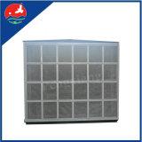Dispositivo de aquecimento modular de velocidade dobro da série da baixa pressão HTFC-45AK