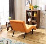 옥외 직물 베란다를 위한 술을 다는 연약한 갑판 의자