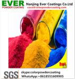 Revestimiento en polvo de profesional de pintura para estantes