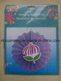 Ventilador de papel Papel decoración molinillo