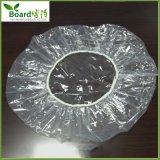 Wegwerfplastik-PET Dusche-Schutzkappe, Badekappe