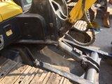 Utilisé machinerie de construction de l'équipement hydraulique machine hydraulique 6 tonnes mini-excavatrice chenillée Hyundai R60-7 L'arracheuse à chenilles