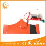 подогреватель силиконовой резины нагрева электрическим током прилипателя 3m