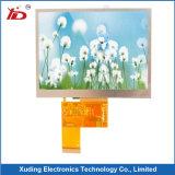 Type graphique module de dent de panneau de l'écran LCD 160*64 d'affichage à cristaux liquides