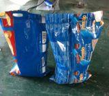 Detergente en polvo de la máquina de embalaje
