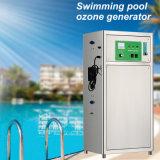 100g Source d'oxygène générateur d'ozone pour purifier l'eau de piscine
