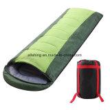キャンプする卸し売り単一の寝袋か暖かい屋外の寝袋