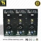DSPのD1-800d 800Wの単一チャネルのクラスDのSubwooferのスピーカーの版のアンプ; Subwooferのキャビネットのためのアンプのモジュールで構築される