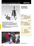 EP-reeksen, Posi Lock® Mechanische Trekkers EP-206 EP-108 van de Greep