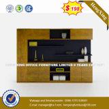 Гостиная мебель деревянная базы Barstool кожаного сиденья (HX-8N1650)