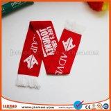 Sciarpa poco costosa di buona qualità variopinta all'ingrosso della Cina dei kit di gioco del calcio