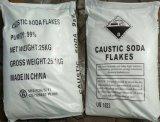 La SGS testé 99 % de la soude caustique flocons alcalins forts