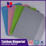 Высокое качество большинств приветствованная панель покрытия точности алюминиевая составная
