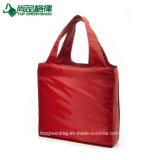 卸し売り方法昇進ポリエステルトートバックのショッピング食料雑貨入れの袋