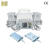 4D Lipolaser 528 diodos laser 4D Lipolaser adelgazamiento de la pérdida de grasa y el cuerpo de la conformación de la máquina