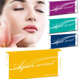 Buen llenador anti de la arruga del ácido hialurónico del sodio del producto de cuidado de piel