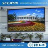 Le SMD3528 P6 HD LED fixe intérieure de Billboard avec armoire 768*960mm