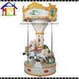 Conduite mécanique d'oscillation de bébé de machine de jeu de conduites de Kiddie de carrousel
